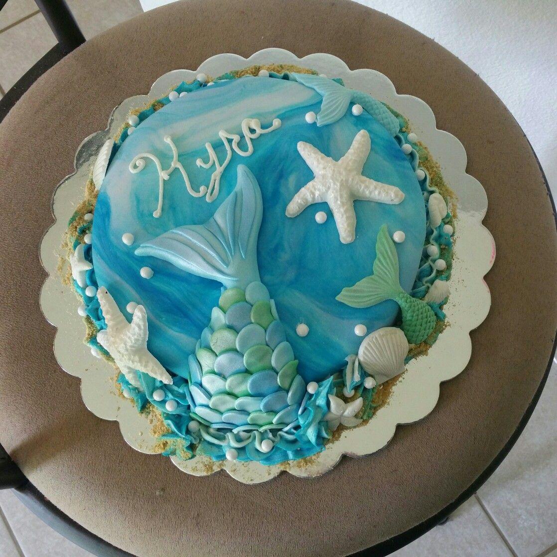Mermaid cake cake cake decorating mermaid cakes