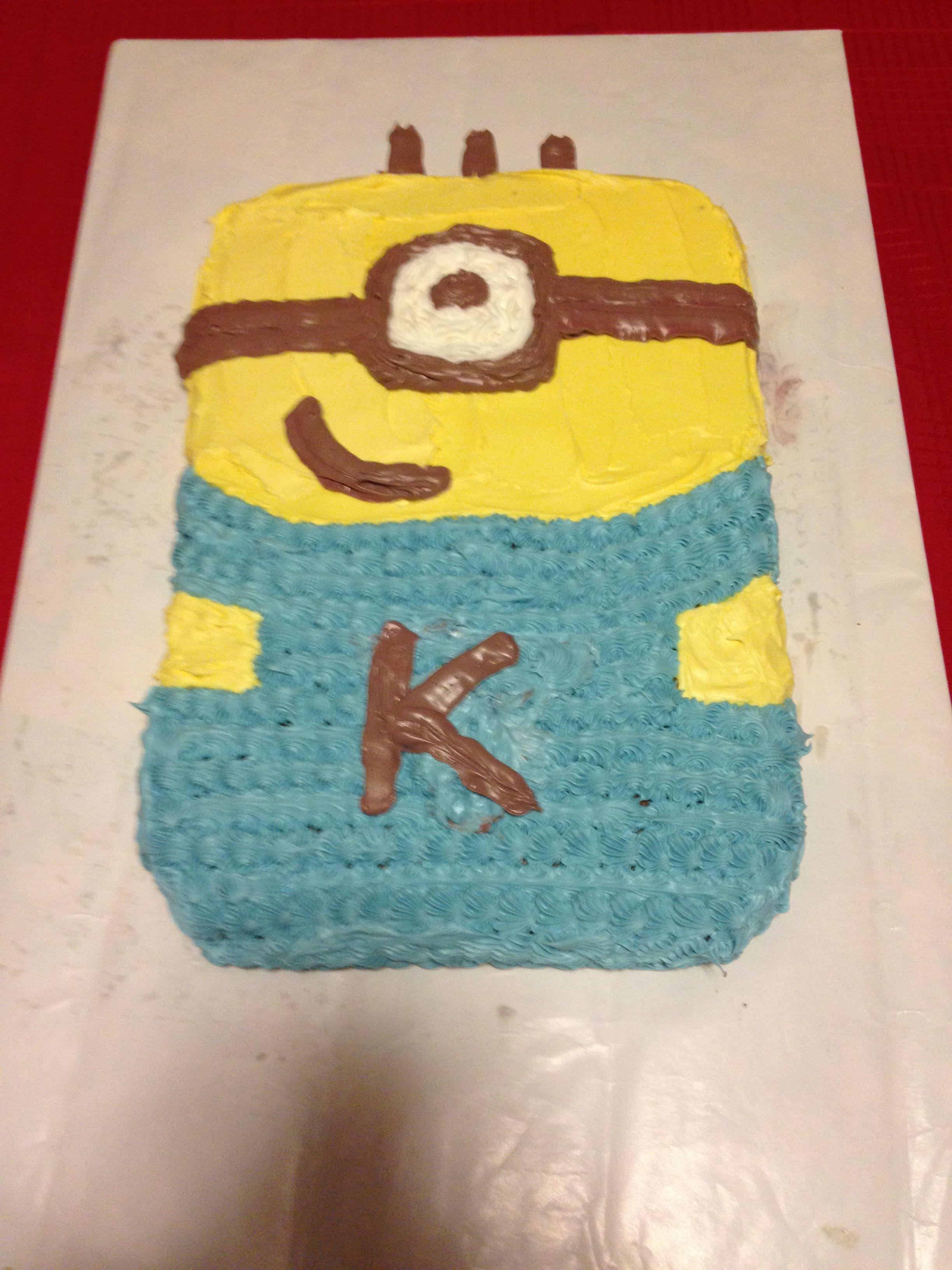 Kate's 8th Bday cake