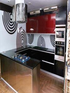 Stainless Steel Modular Kitchen Kitchen Plans Kitchen Design Modular Kitchen Cabinets