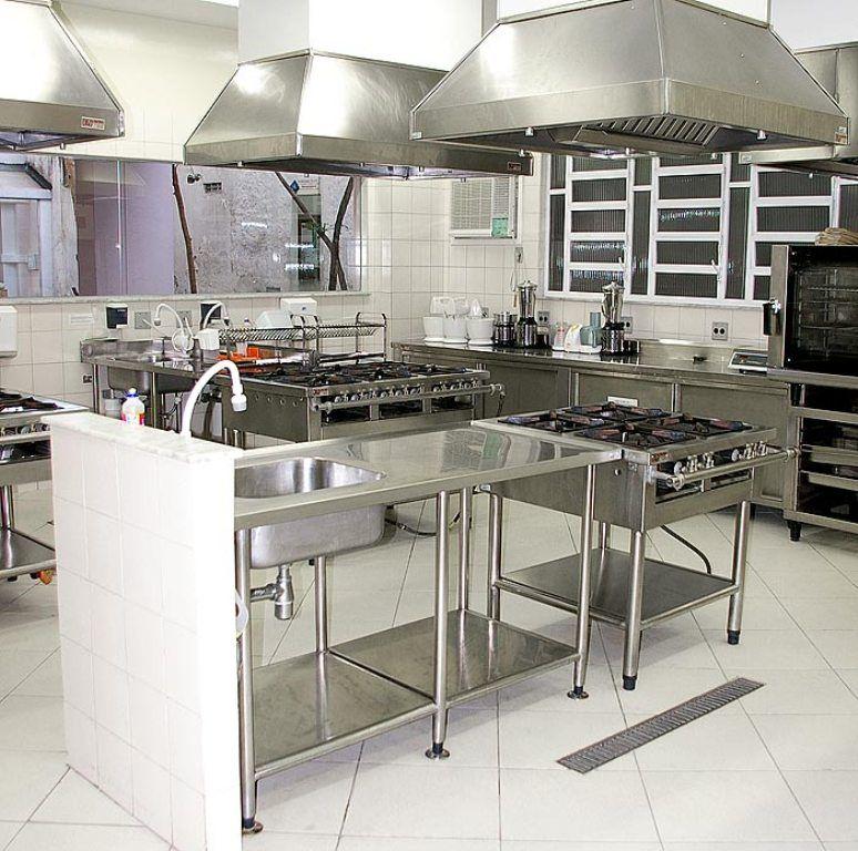 Commercial Kitchen Design Chicago