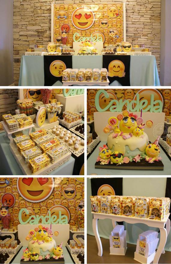 Emoji Party Inspirations