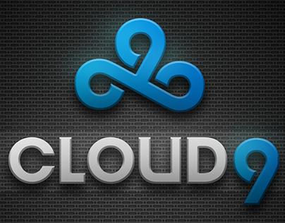 Pin By Vickie Hsu On Cloud Logo Cloud Text Logo Cloud 9