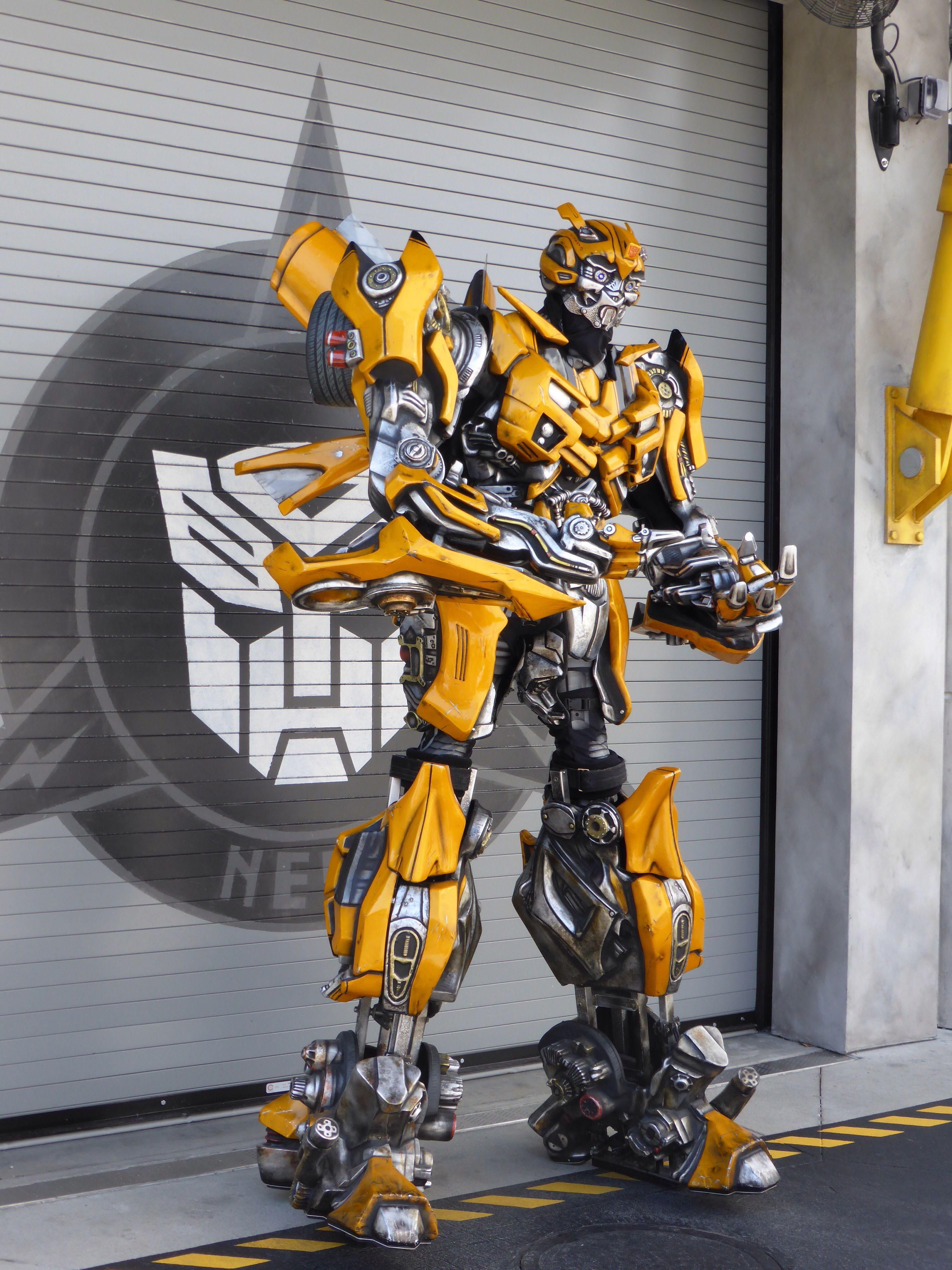 Real life Bumble Bee | Transformers | Transformers ...