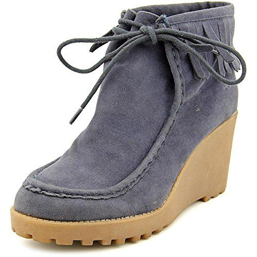 Rocket Dog Women's Sandi Hush Chukka Boot, Dusty Blue, 10 M US --