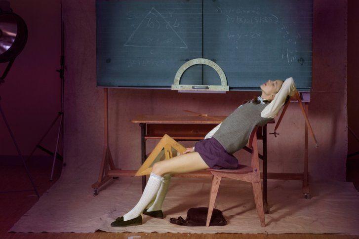 Imagen de la película Ninfomanía.