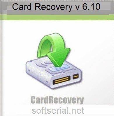 cardrecovery v6.10 key free