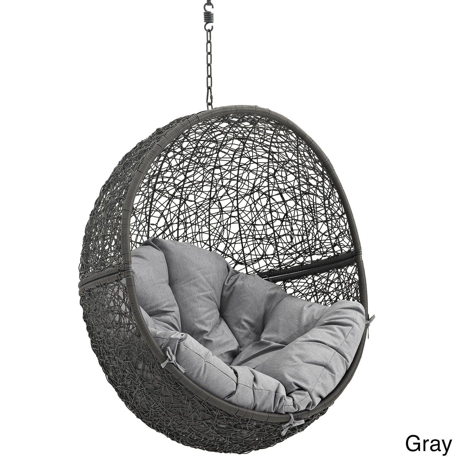 Cloak Outdoor Patio Swing Chair Swinging chair, Outdoor