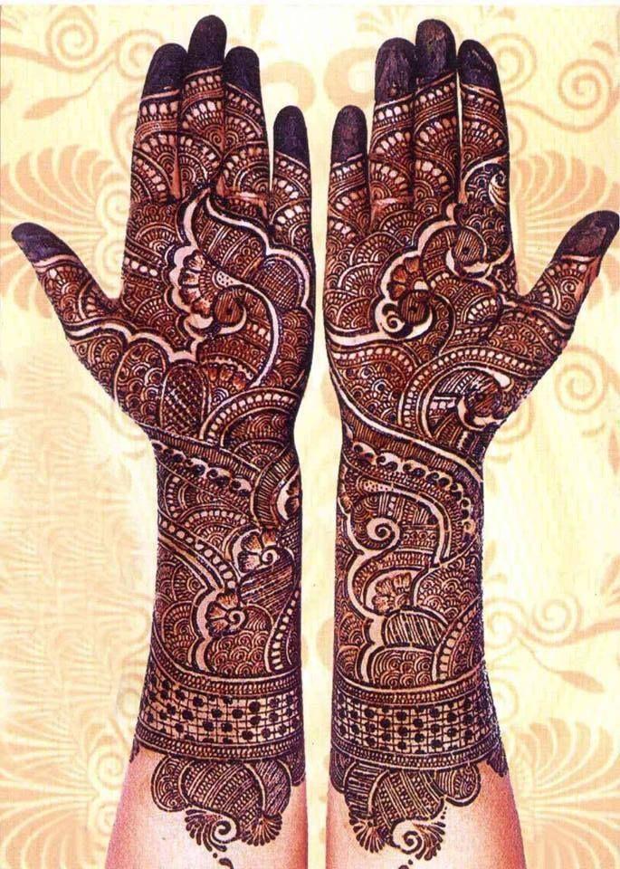 Intricate work latest bridal mehndi designs mehandi hands arabic also pin by bina shah on mehendi pinterest and rh