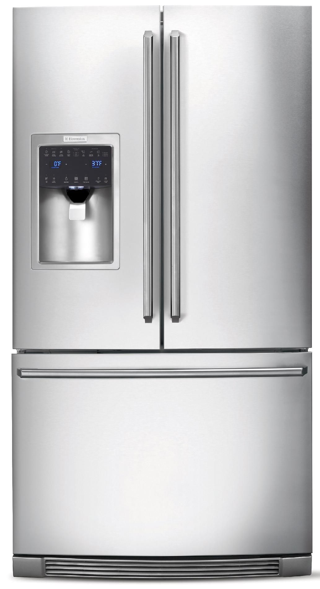 Frigidaire Gallery Fghf2366pf 22 6 Cu Ft Counter Depth French