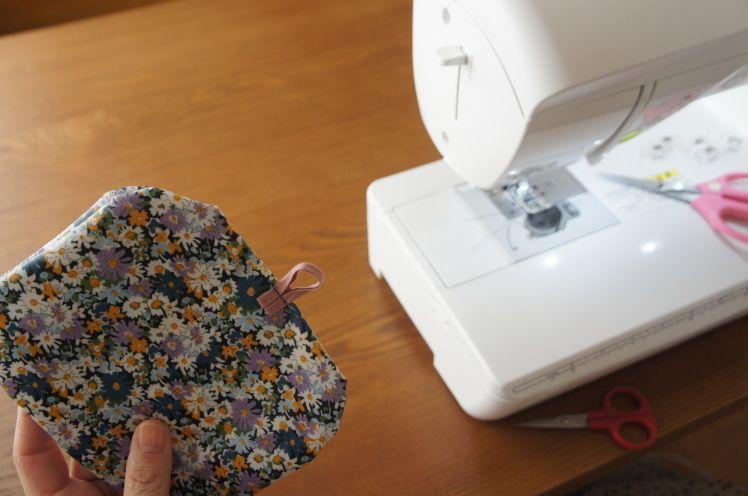 簡単 マスクケースの作り方 動画公開しました Yasumin S Cafe 布もの作家ブログ 2020 マスクケース インテリア 収納 ハンドメイド 雑貨