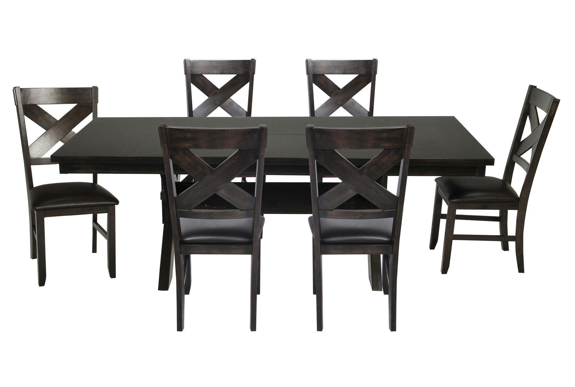 Elegant Pelennor 7 Piece Extension Dining Set