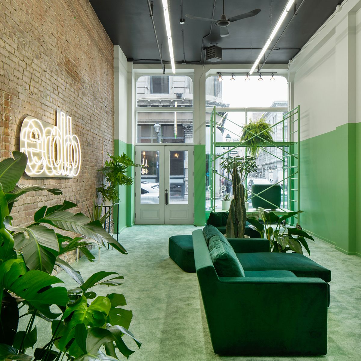 Interior Design Office Montreal: Élément De Base New Pop-up Shop Opens In Old Montreal