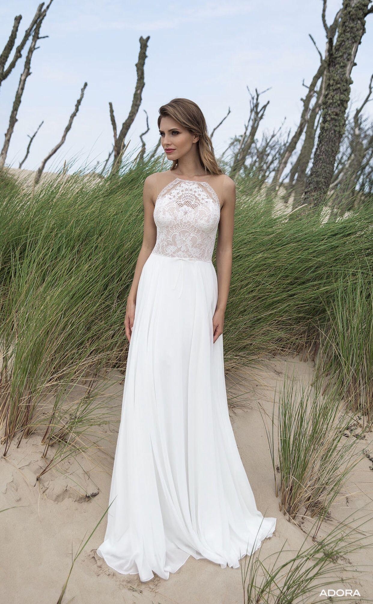 Le Rina - Brautkleid Adora  Brautmode, Kleid hochzeit, Brautkleid