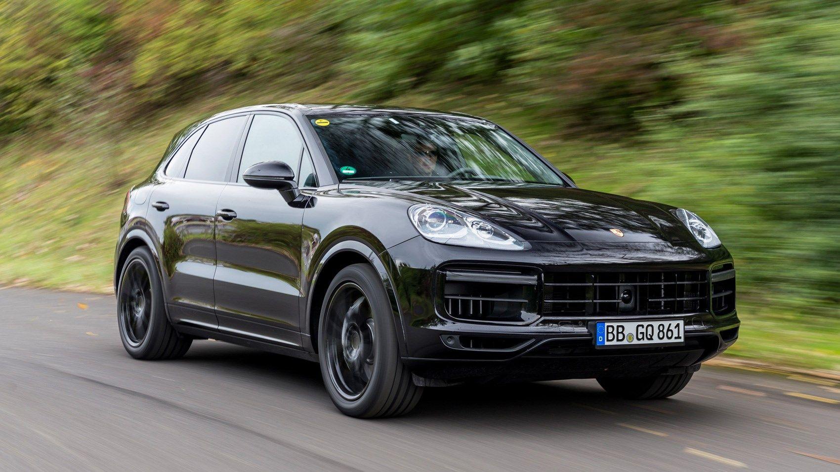 Porsche Cayenne 2018 Porsche Suv Car Hd Luxury Cars