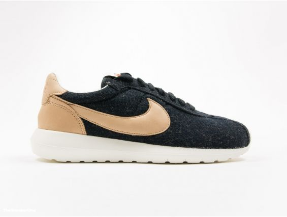 Nike Roshe LD-1000 Black Vachetta