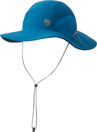 f6762def5d491 Mountain Hardwear Men s Chiller Wide Brim Hat II