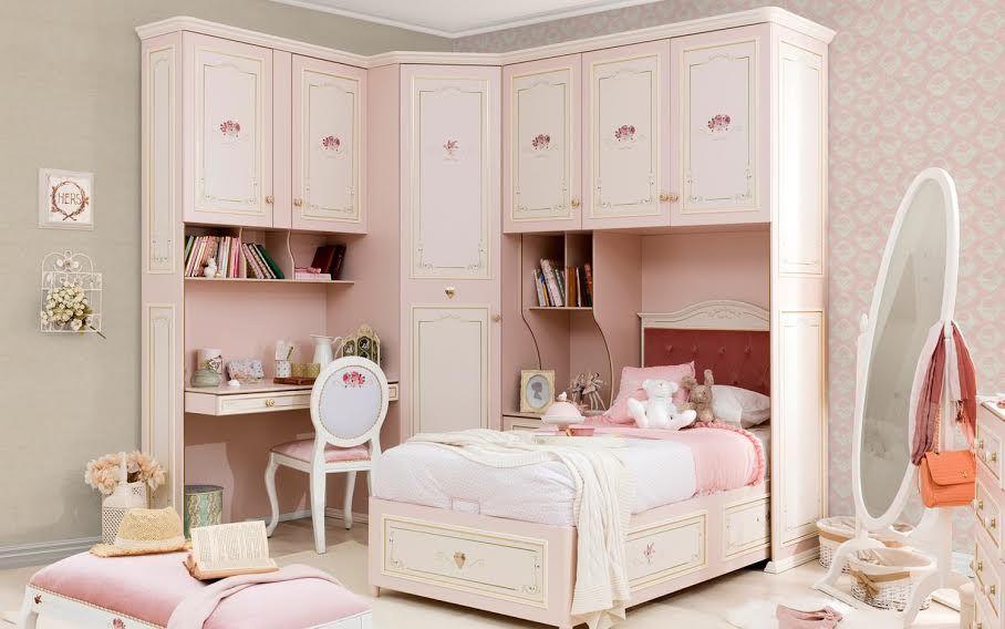 غرف بنات غرف البنات غرف نوم بنات تصاميم غرف بنات ديكورات غرف البنات مجلة ديكورات أرابيا Girls Room Decor Girl Room Girl Bedroom Designs