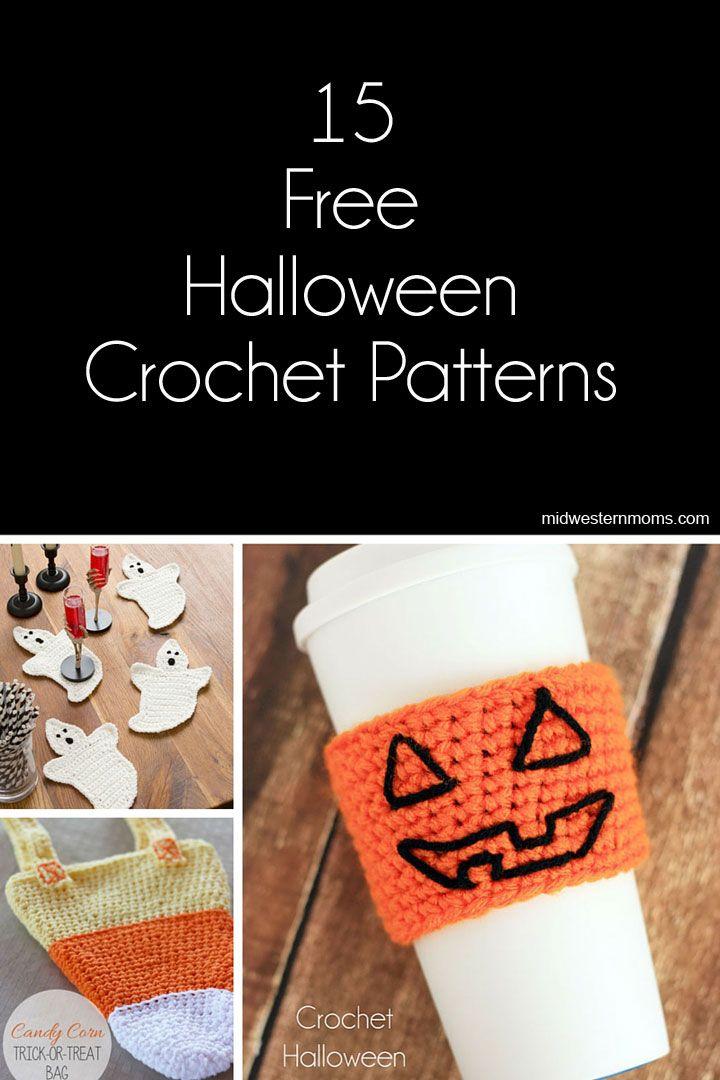 Free Halloween Crochet Patterns Crochet Patterns Pinterest