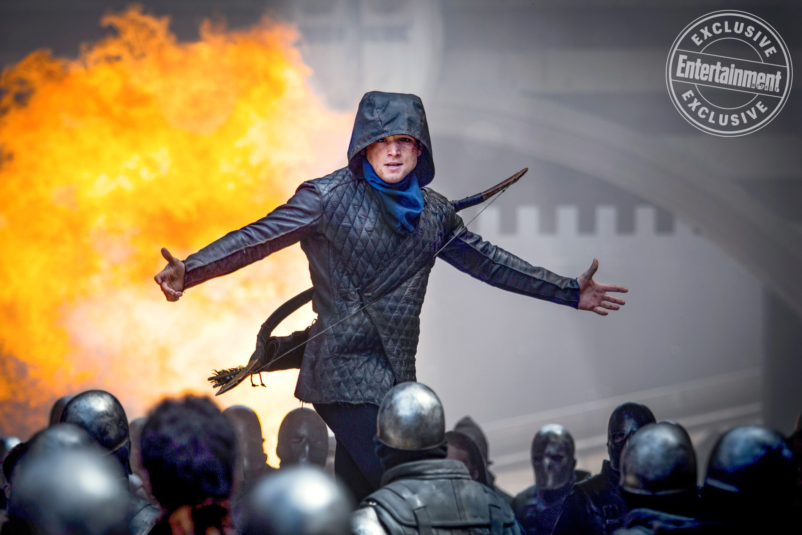 Fall Movie Preview Exclusive Looks At The Films We Can T Wait To See Robin Hood Taron Egerton Movie Previews