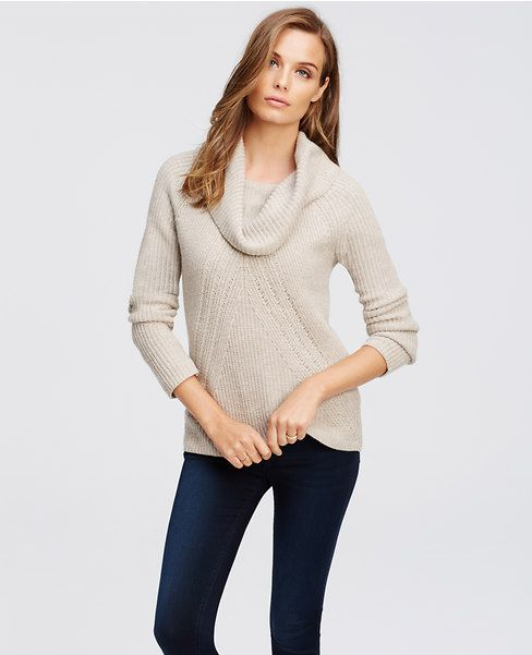 Primary Image of Cowl Neck Sweater | Things to Wear | Pinterest ...