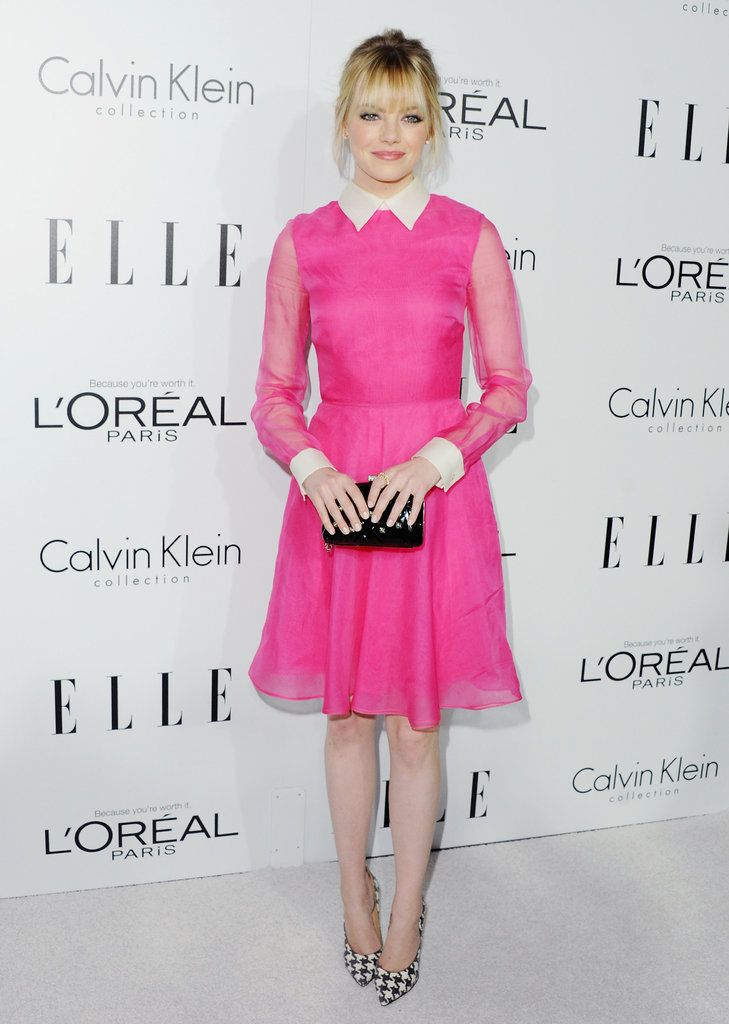 Our Favorite Women in Hollywood Glam Up For a Night Out With Elle ...