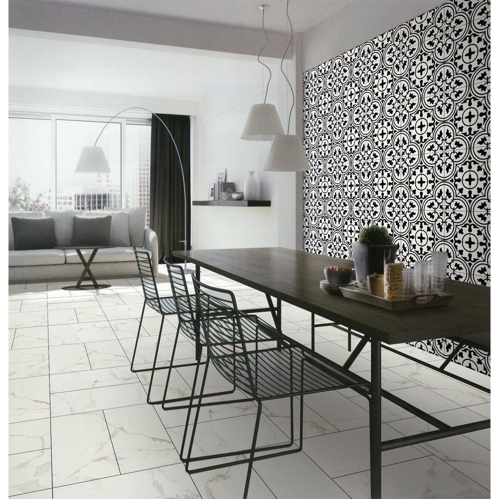 Bayona Deco Ceramic Tile - 8 x 8 - 100492958   Floor and Decor ...