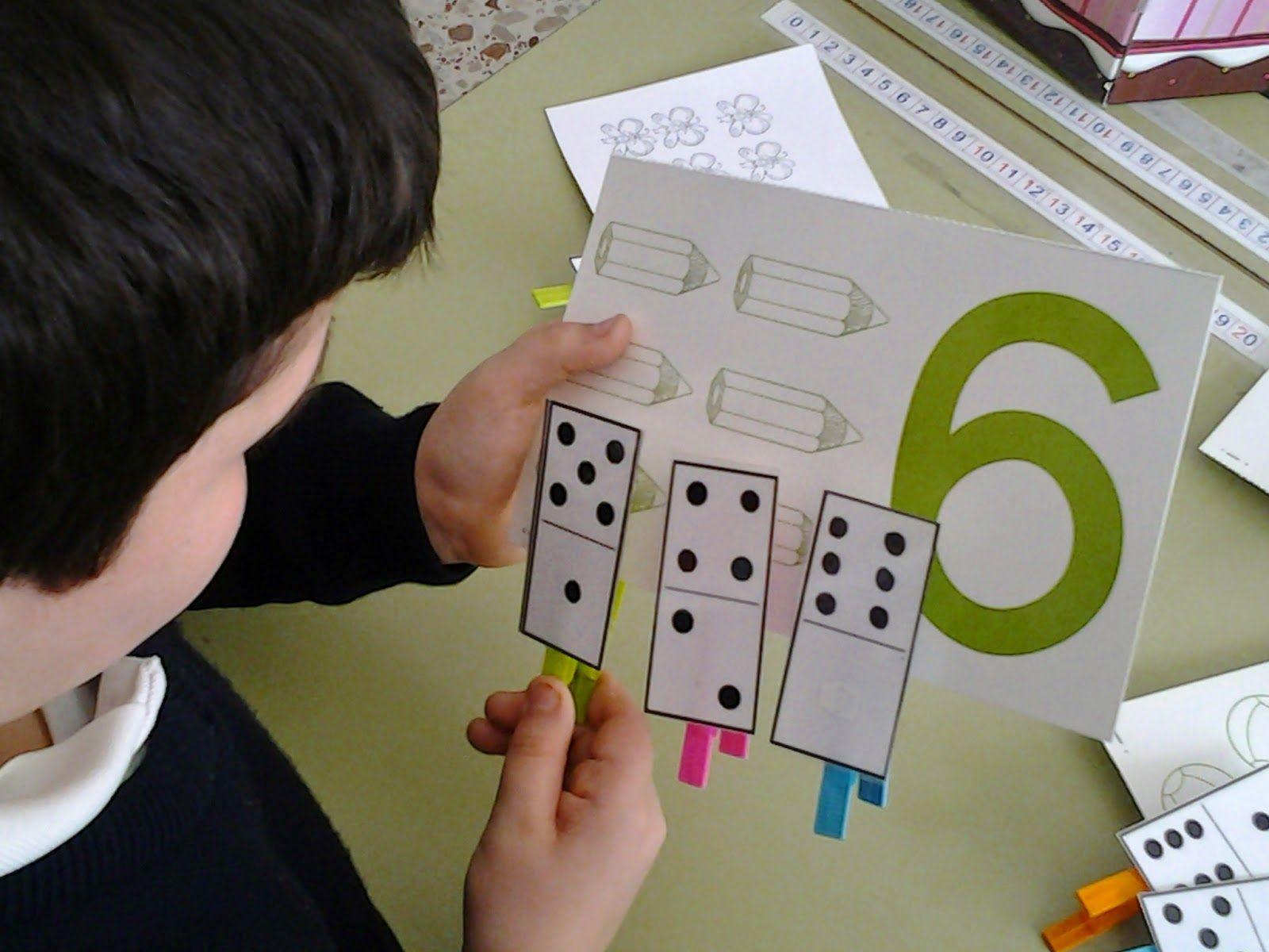 Hago Y Comprendo Sumas Domino Logico Matematica Pinterest