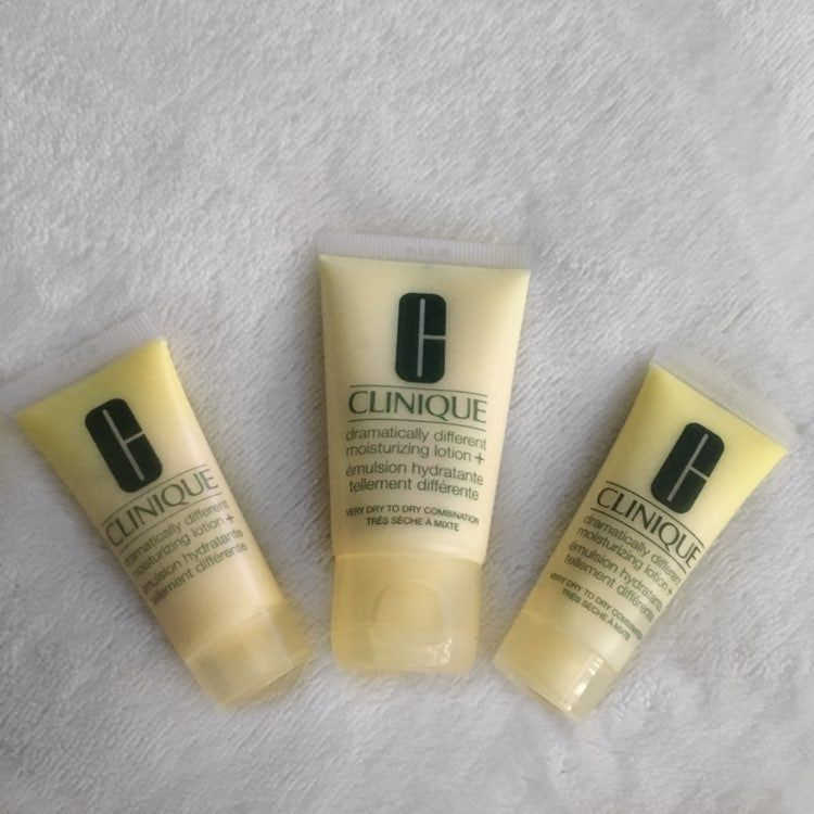 Clinique Dramatically Different Moisturizing Lotion With Pump 4 2 Oz Reviews Skin Care Beauty Macy S Gel Moisturizer Moisturizing Lotions Combination Skin Care
