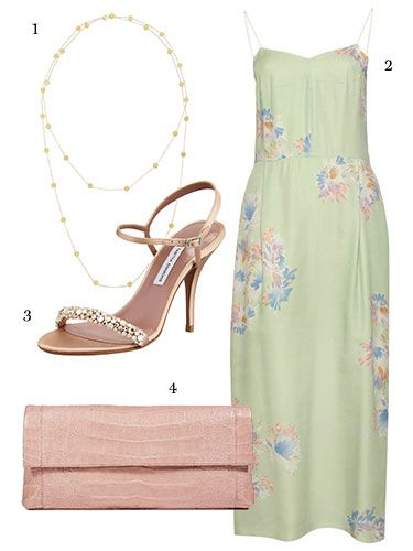 What to Wear to a Garden Wedding