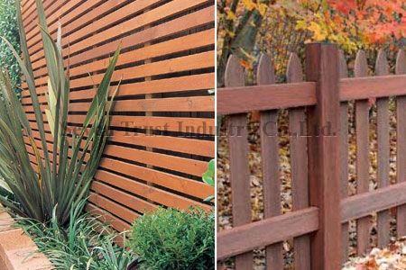 Garden Fences   Garden Fencing And Wall Panel