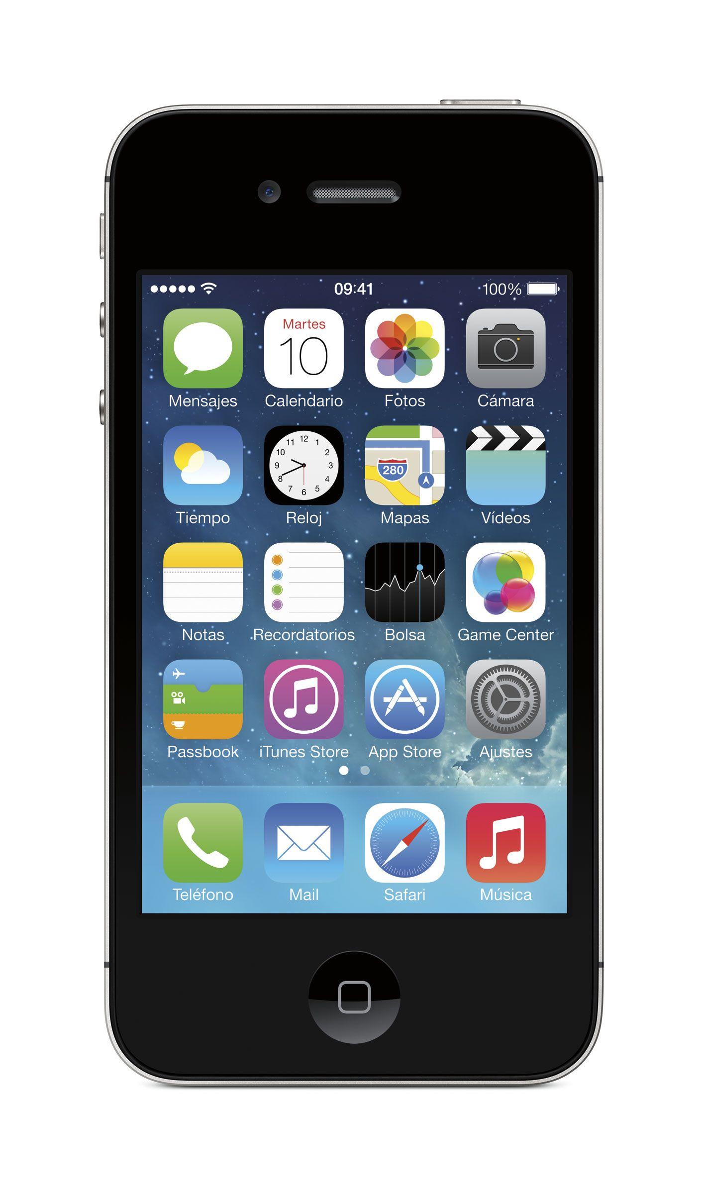 Pin en iphone