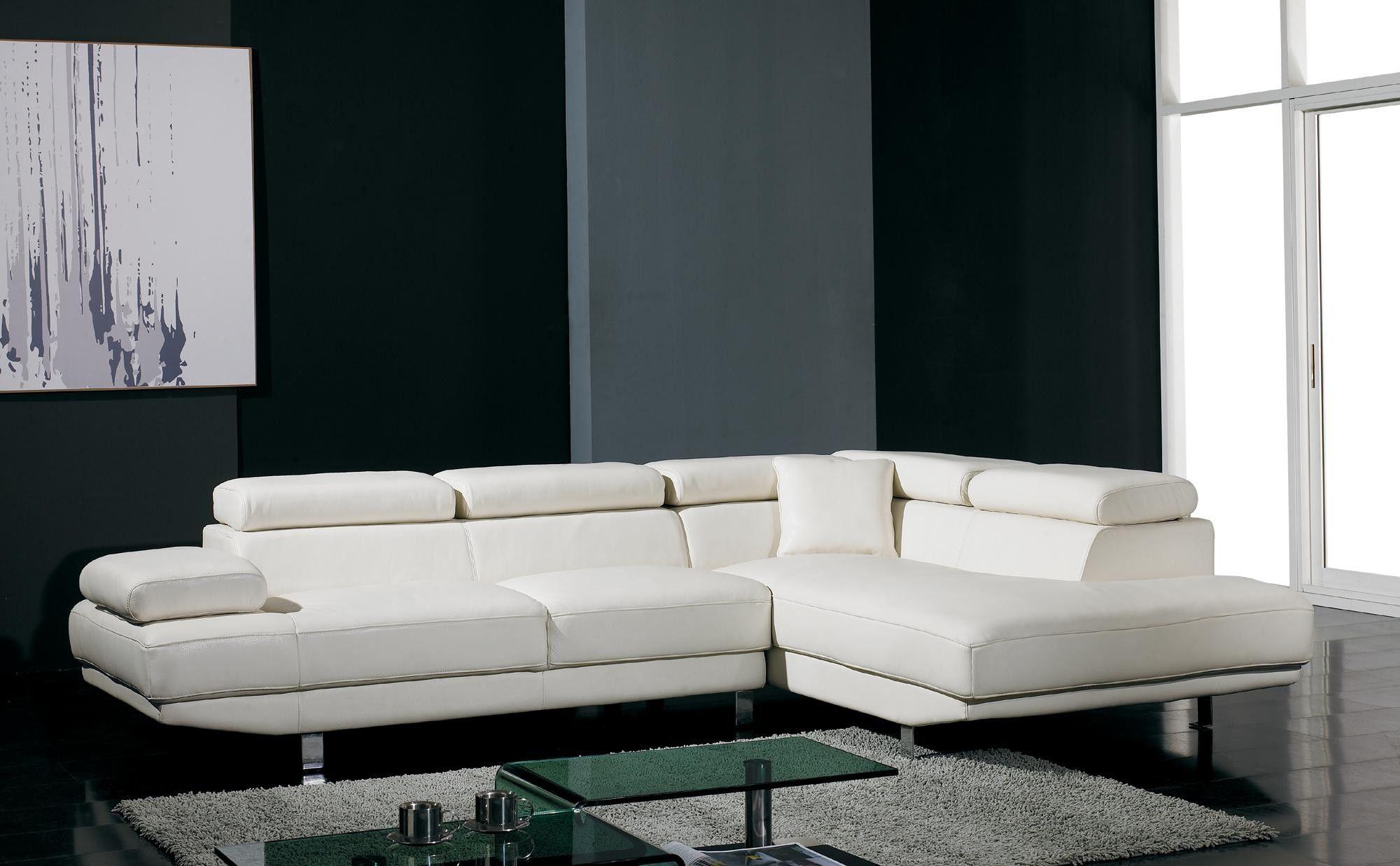 Vig Furniture Ultra Modern Sectional Sofa Vgyit60 Hl