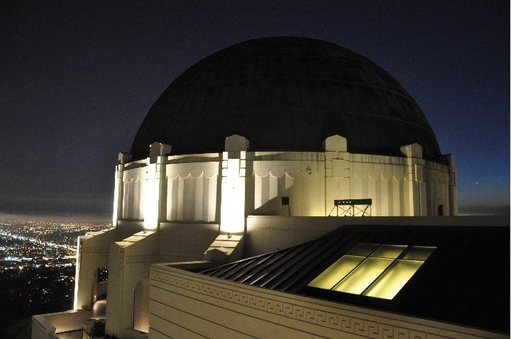 In The Summer Standing On The Observatory Back Decks Overlooking The City Toward The East You Can Hear The Music C Los Angeles Tours Luxury Tours Observatory