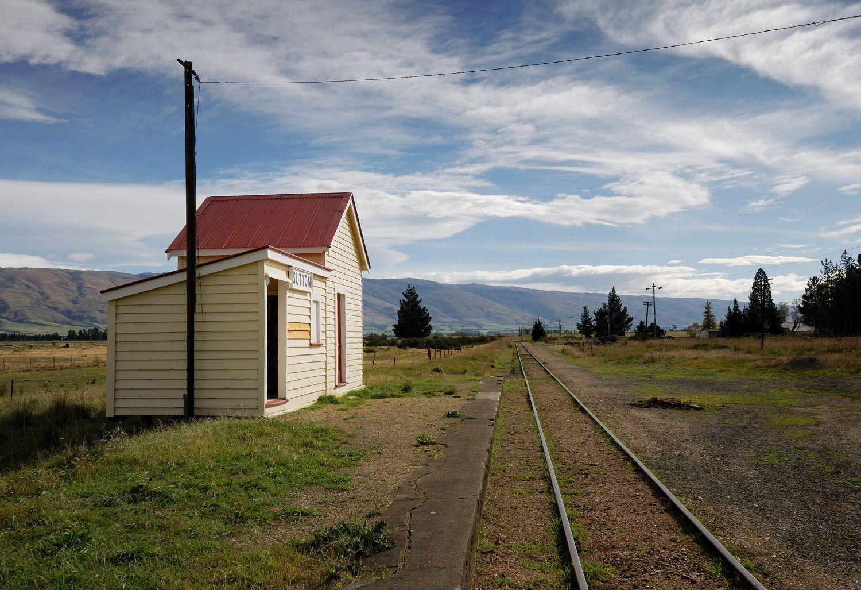 Sutton, Otago, NZ.