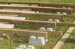 Lowdecktt12 Diy Steps For Building A Deck Over A Patio