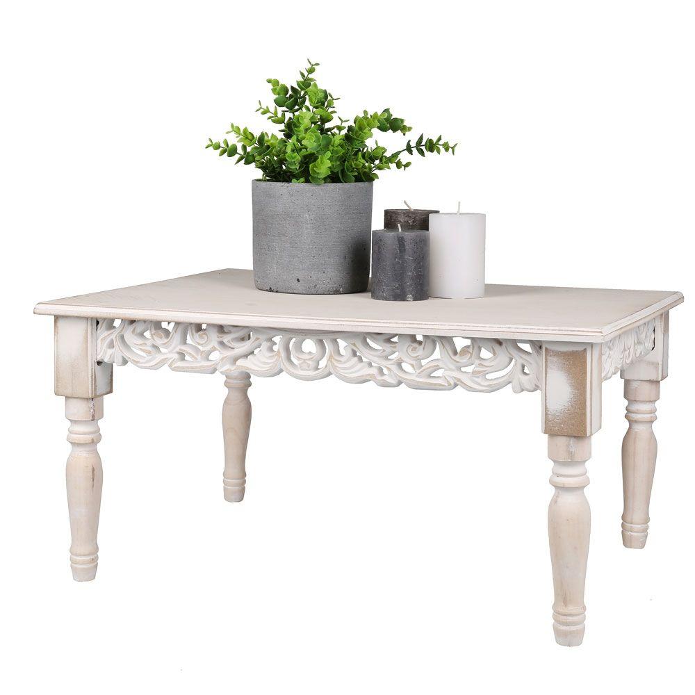 Beistelltisch Mit Ornamenten Rechteckig Jetzt Bestellen Unter Https Moebel Ladendirekt De Wohnzimmer Tische Beistelltische Uid C Beistelltische Tisch Dekor