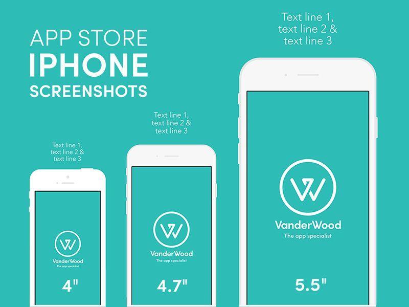 Iphone App Store Screenshot Mockup Free Psd Appstore Design Flat Free Freebee Download Iphone App Store Scre App Mockup Free Iphone Apps Mockup Free Psd