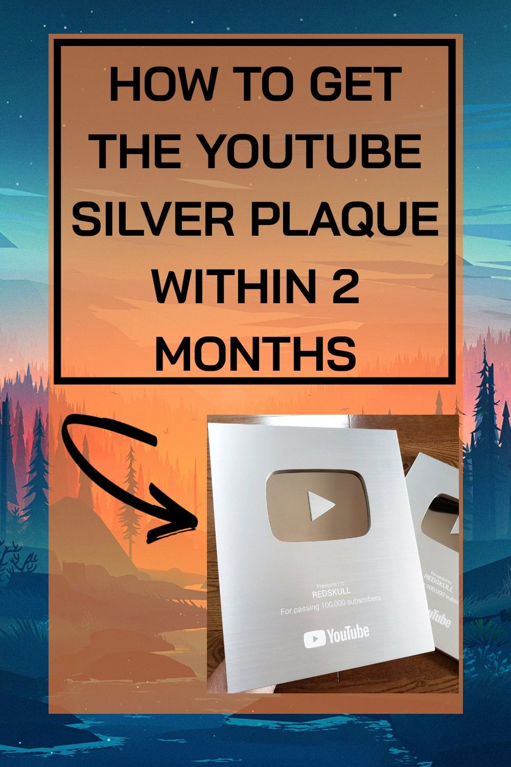 How To Get Silver Plaque Within 2 Months Youtube Channel Name Ideas Youtube Channel Ideas Youtube Challenges Ideas