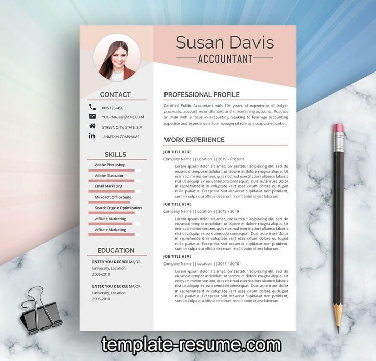 Customer service resume template sample in word format