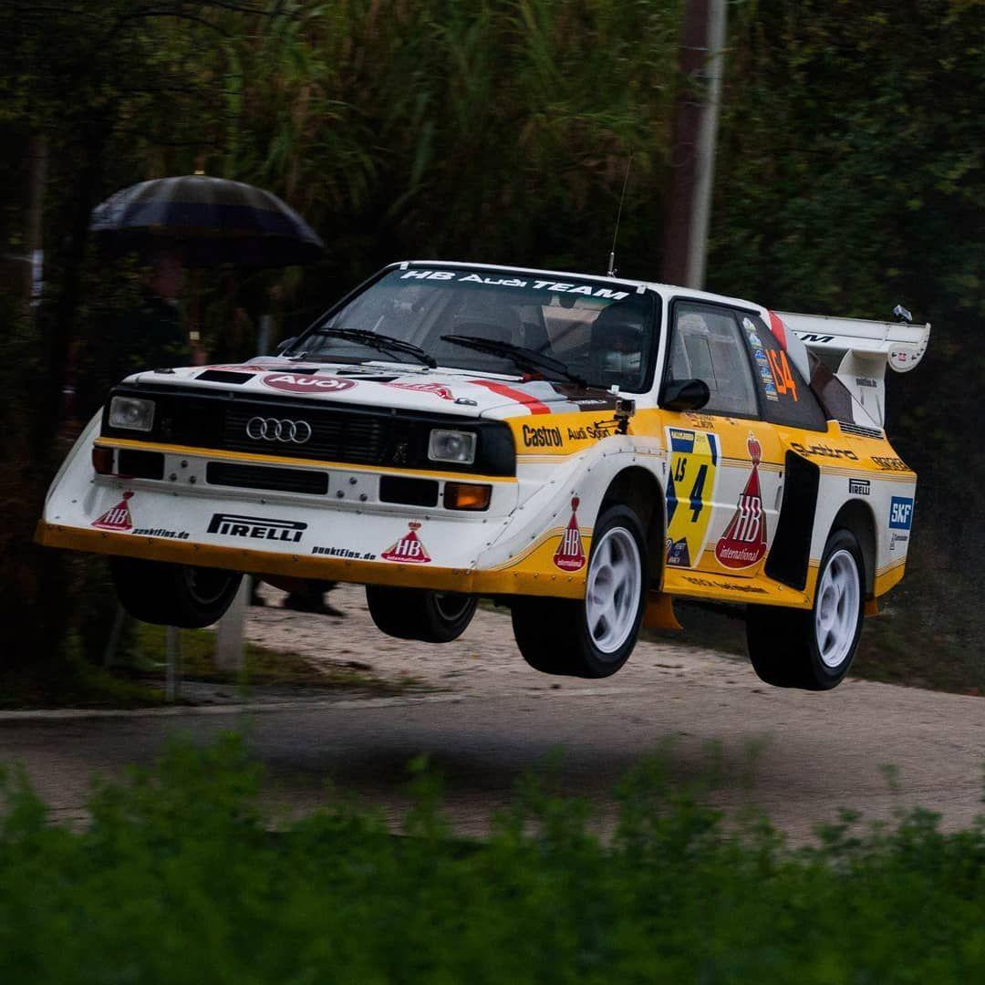 Audi Quattro S1 Group B rally audi quattro quattros1