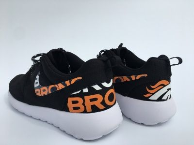 185c4988d314 Men Women Kid 2017 Denver Broncos Shoes Nike Roshe Running Sneakers ...