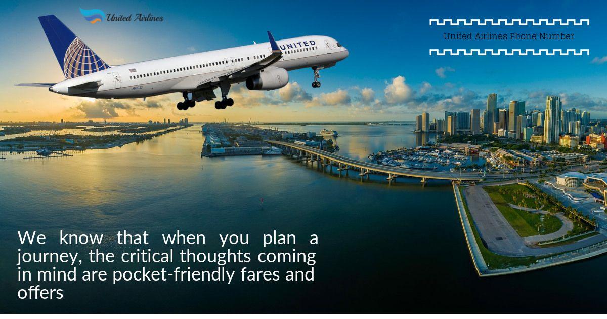 Queries Regarding United Airlines? Call Us At United