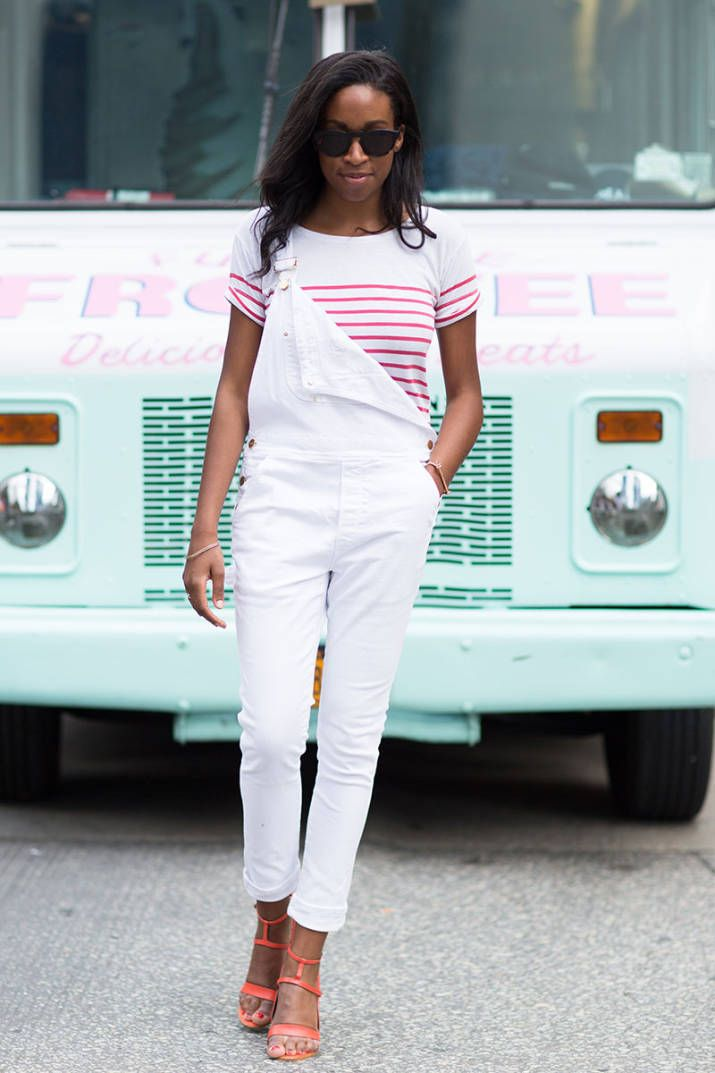 Classic stripes lend an effortless touch to any look. Click through to see how Bazaar editors style this wardrobe staple.