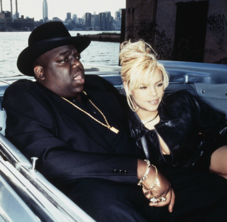 """Faith Evans Is Mostly Known As The Widow Of New York Rapper Christopher """"The Notorious B.I.G"""