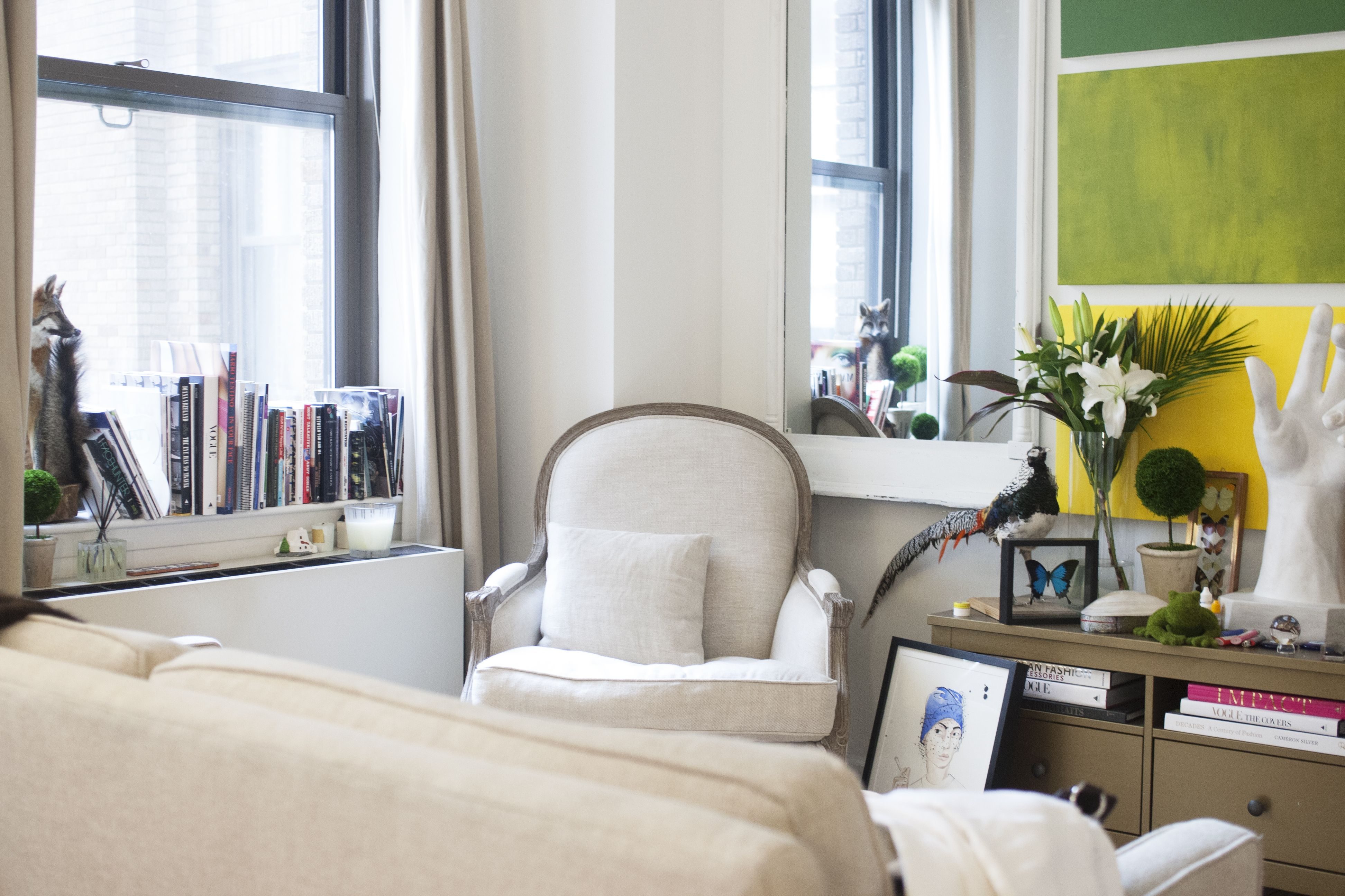 Style blogger Bryanboy allowed us into his NYC apartment to show us ...
