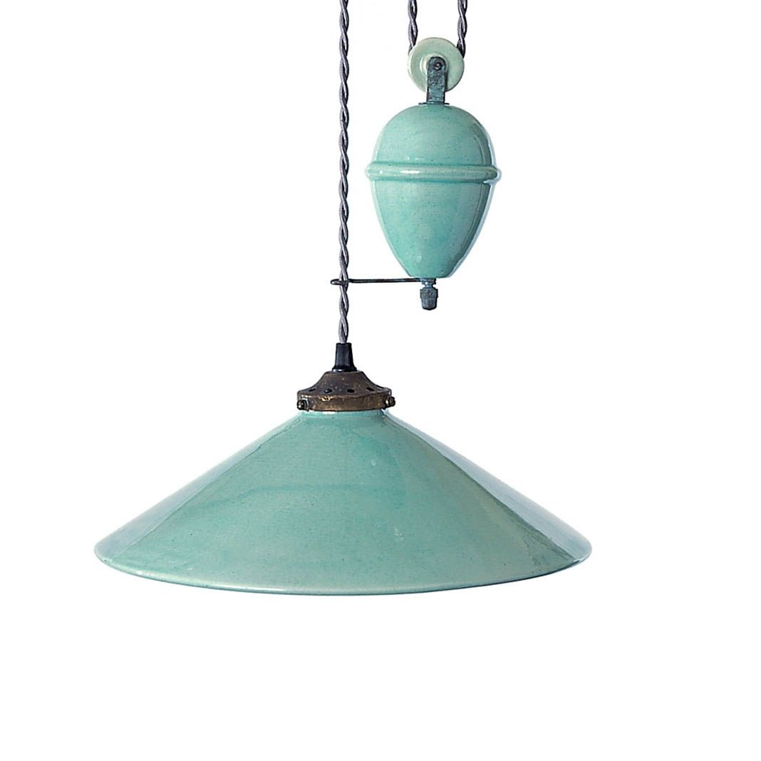 Rise and fall pendant light fittings - Rise Fall Light From Marston Langinger