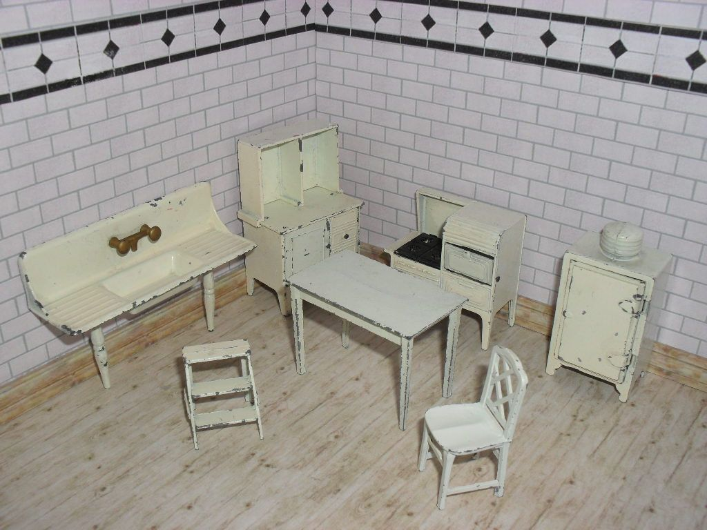 Toys Dollhouse Furniture