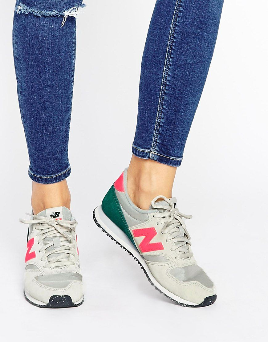 new balance 420 women blue