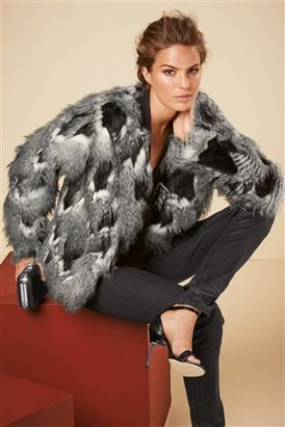 1000  images about AW14 Trend: Faux Fur on Pinterest | Ralph