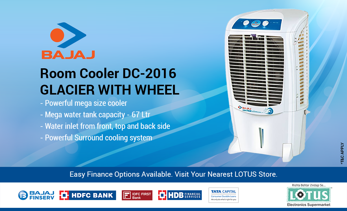 This Summer Beat The Heat With Bajaj Air Cooler With Best Air Cooling Technology We Have Variety Of Air Coolers At